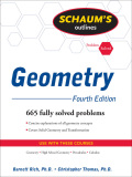 Schaum's Outline of Geometry, 4ed