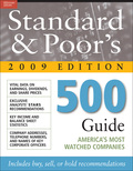 The latest information on the bluest of the blue chip stocks, from Abbott Labs and General Electric to Microsoft and YahooEarnings and dividends data, with three-year price chartsExclusive Standard & Poor's Quality Rankings (from A  to D)Detailed data on each stock that makes up the S&P 500 Index