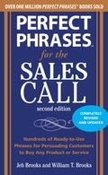 Perfect Phrases for the Sales Call 9780071759434