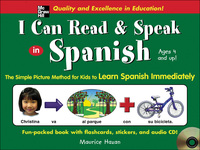 I Can Read and Speak in Spanish              by             Maurice Hazan