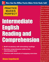 Practice Makes Perfect Intermediate ESL Reading and Comprehension (EBOOK)              by             Diane Engelhardt
