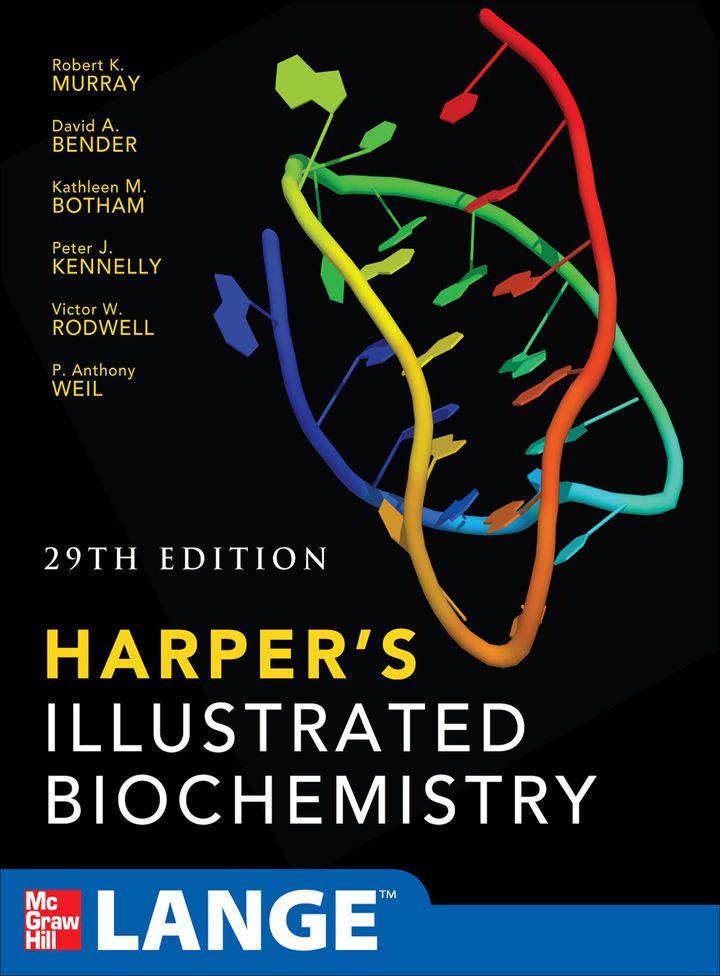 Harpers Illustrated Biochemistry 29/E