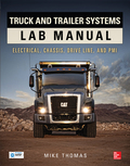 Truck and Trailer Systems Lab Manual 9780071824569