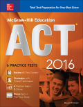 McGraw-Hill Education ACT 2016 (ebook) 9780071848510