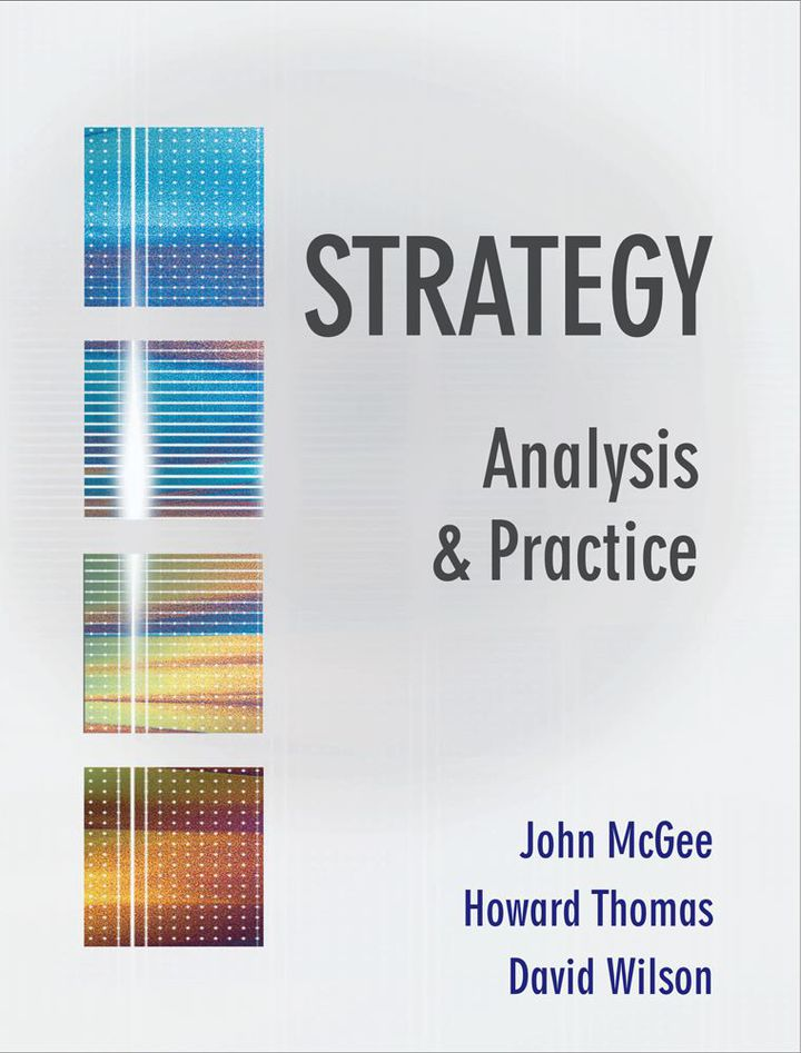 STRATEGY: ANALYSIS AND PRACTICE: TEXT ONLY
