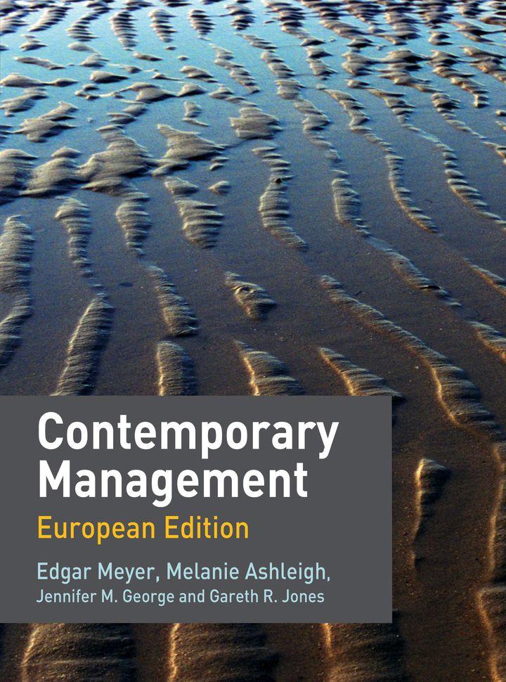 CONTEMPORARY MANAGEMENT: EUROPEAN EDITION