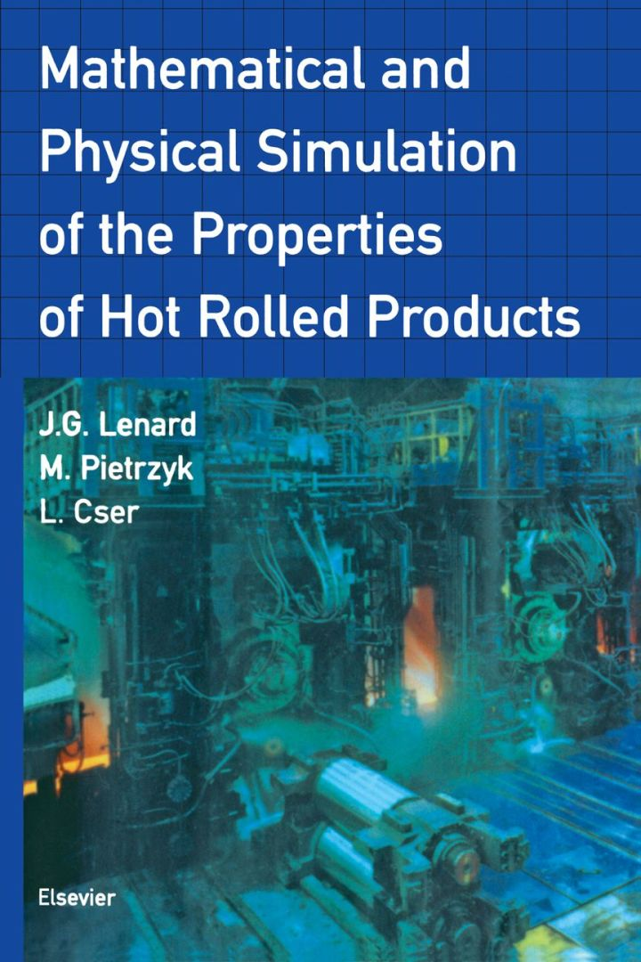 Mathematical and Physical Simulation of the Properties of Hot Rolled Products