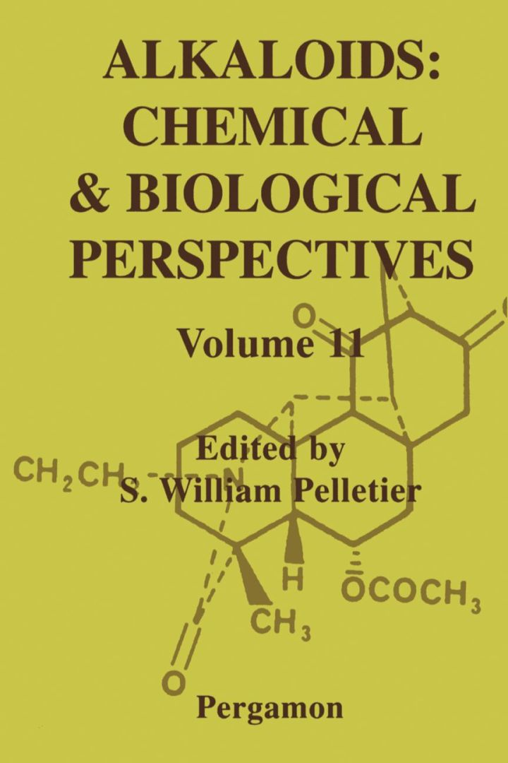 Alkaloids: Chemical and Biological Perspectives, Volume 11: Chemical and Biological Perspectives, Volume 11