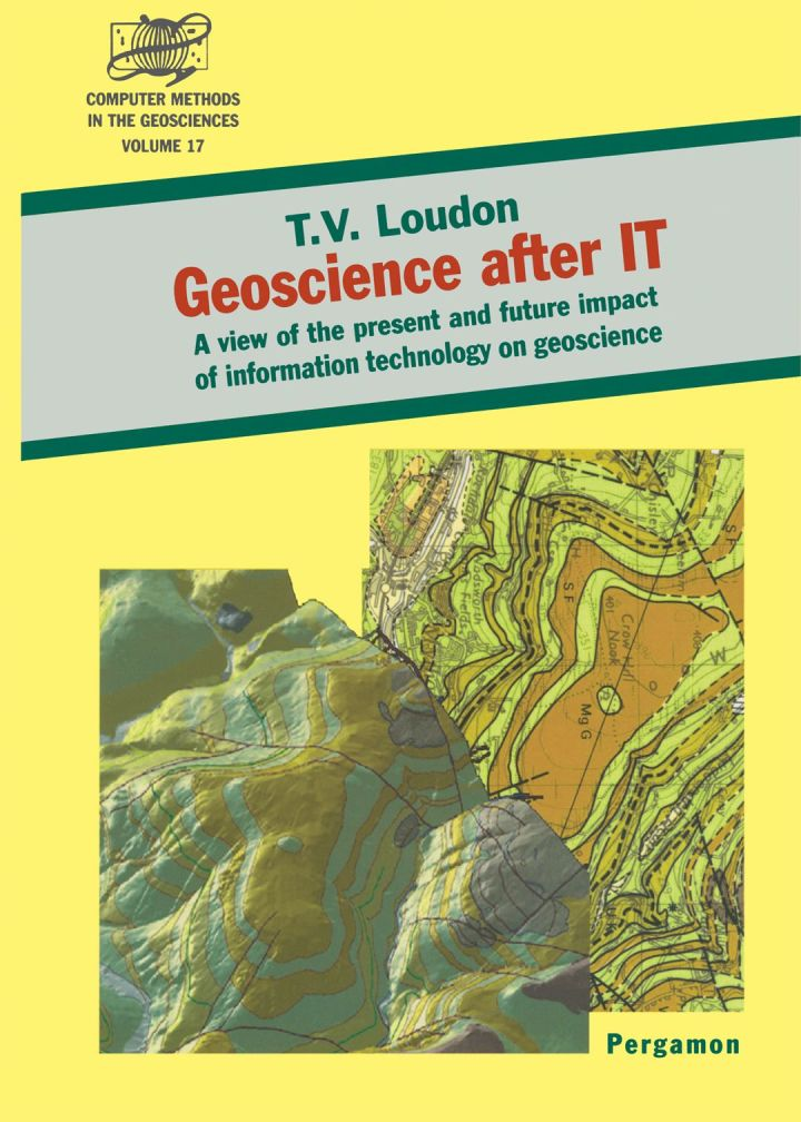 Geoscience After IT: A View of the Present and Future Impact of Information Technology on Geoscience