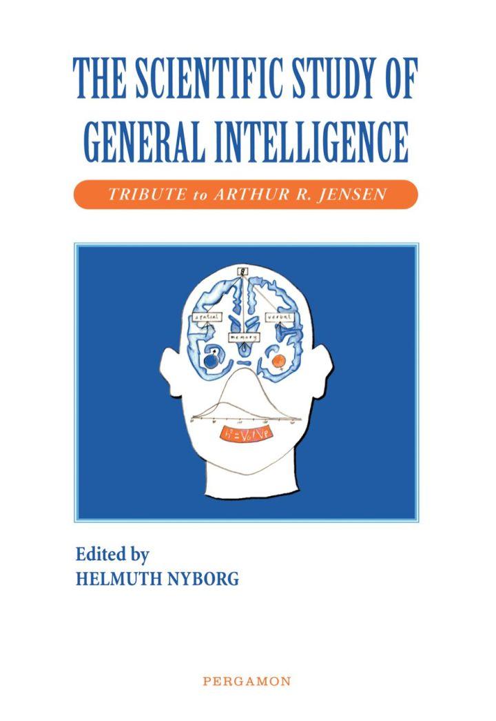 The Scientific Study of General Intelligence: Tribute to Arthur Jensen