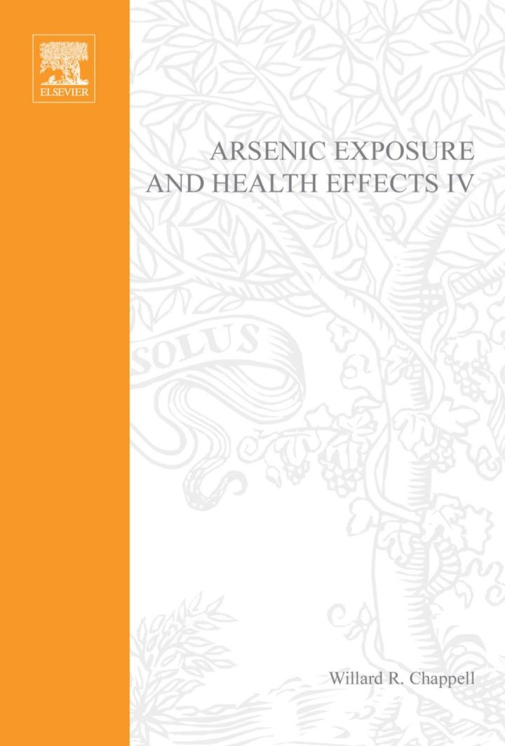 Arsenic Exposure and Health Effects IV