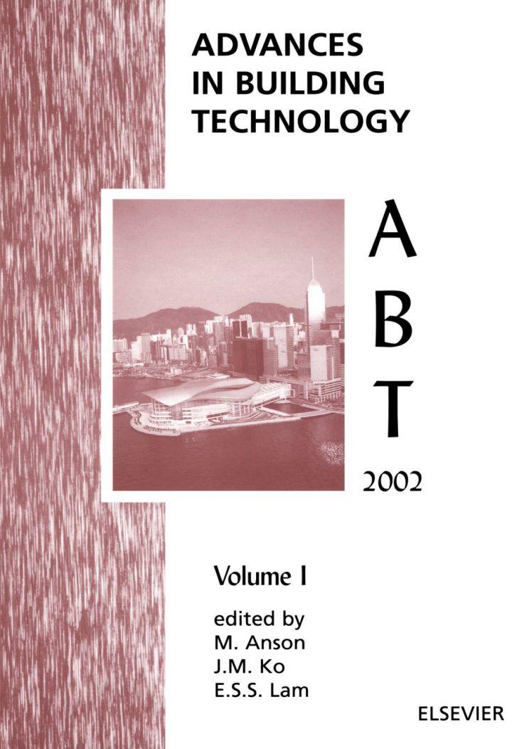 Advances in Building Technology: (ABT 2002)