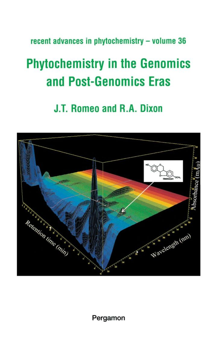 Phytochemistry in the Genomics and Post-Genomics Eras