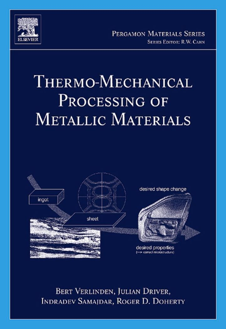 Thermo-Mechanical Processing of Metallic Materials