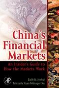 China's Financial Markets 9780080467672