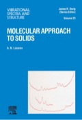 Molecular Approach to Solids 9780080536811