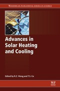 Advances in Solar Heating and Cooling 9780081003015