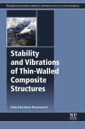 Stability and Vibrations of Thin-Walled Composite Structures 9780081004296
