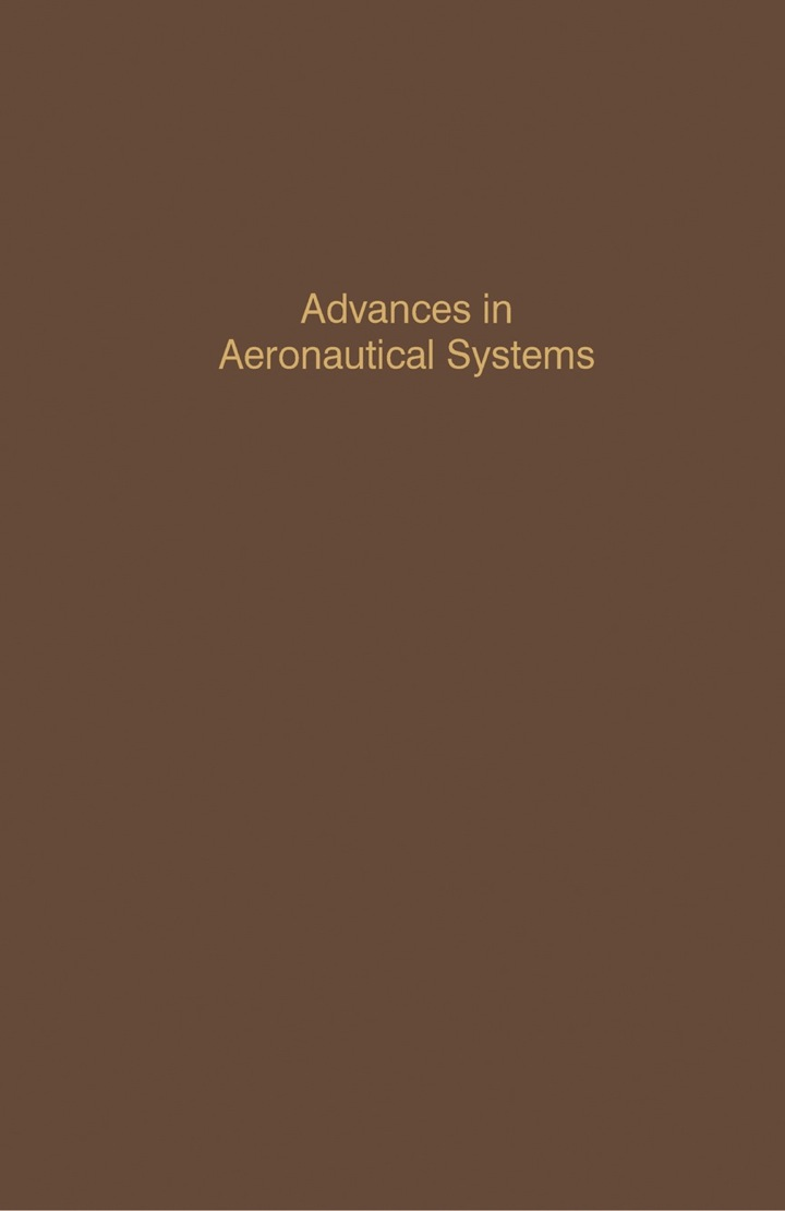 Control and Dynamic Systems V38: Advances in Aeronautical Systems: Advances in Theory and Applications