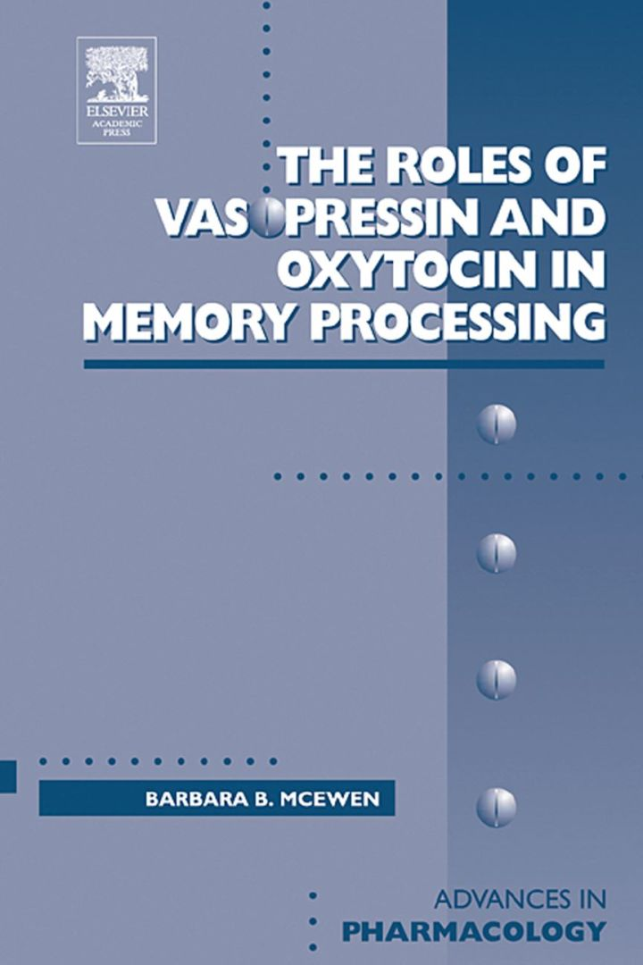 Roles of Vasopressin and Oxytocin in Memory Processing