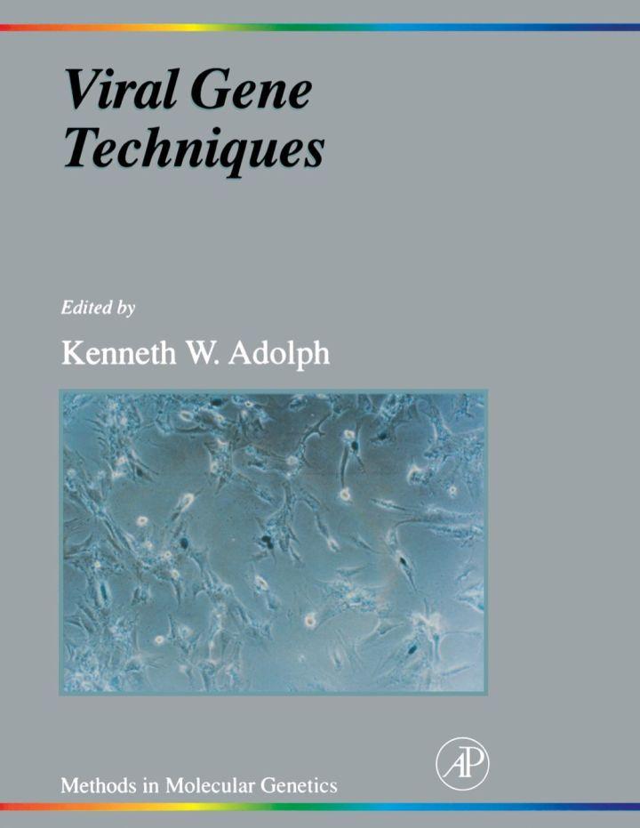 Viral Gene Techniques: Viral Gene Techniques