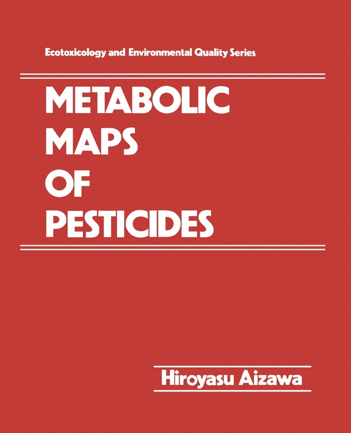 Metabolic Maps of Pesticides