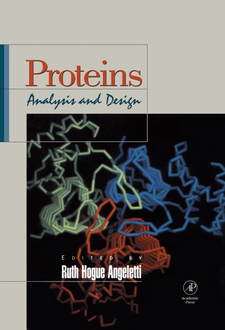 Proteins: Analysis and Design