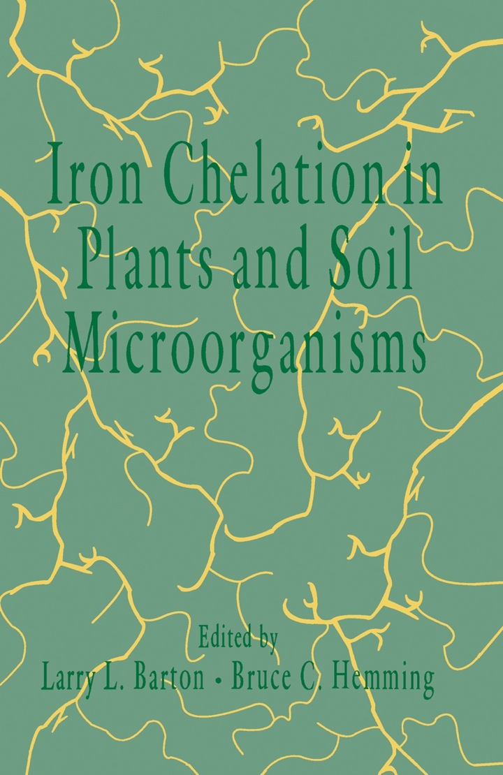 Iron Chelation in Plants and Soil Microorganisms