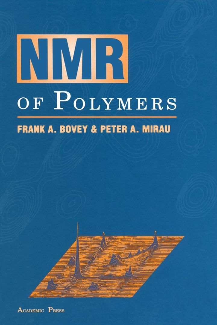 NMR of Polymers