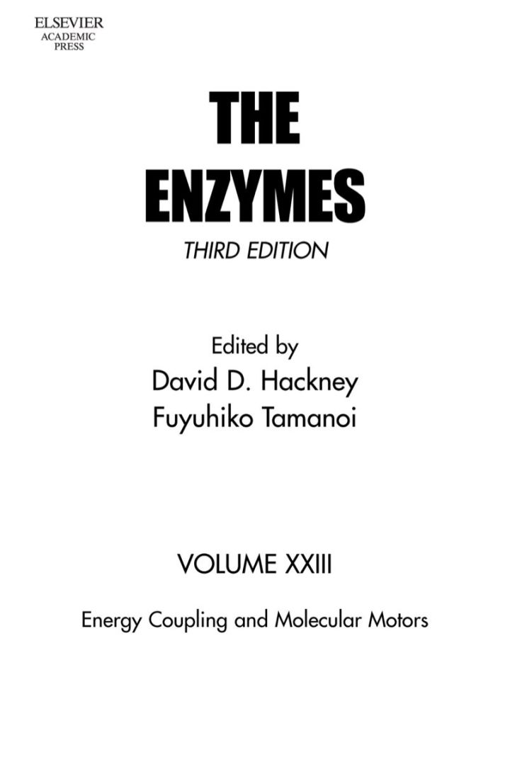 Energy Coupling and Molecular Motors