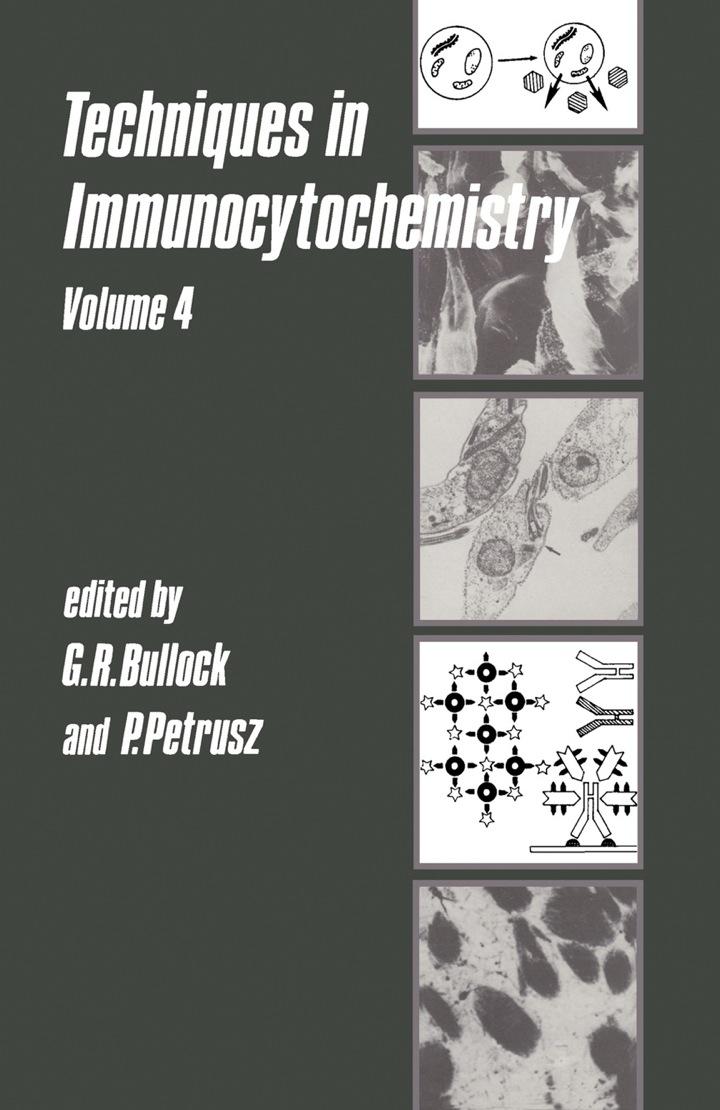Techniques in Immunocytochemistry: Volume 4