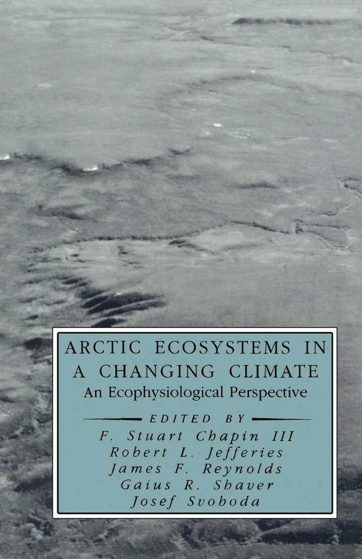 Arctic Ecosystems in a Changing Climate: An Ecophysiological Perspective