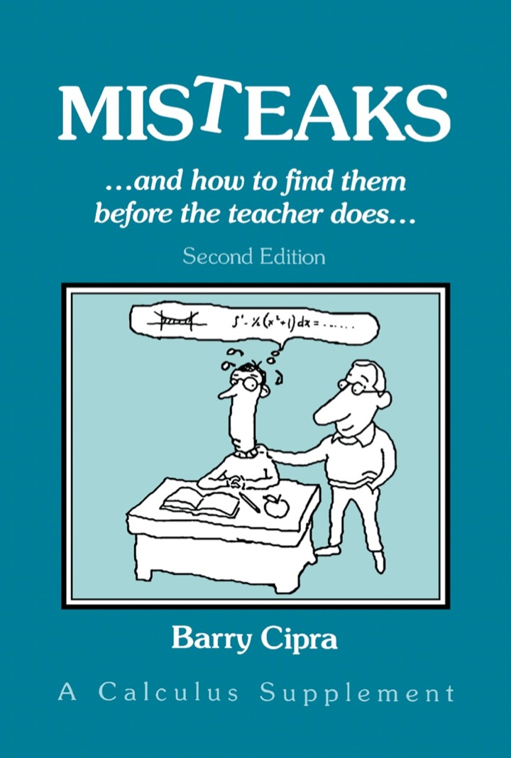 Misteaks: And How to Find Them Before the Teacher Does