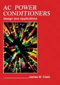 AC Power Conditioners: Design and Application (9780121754600) photo