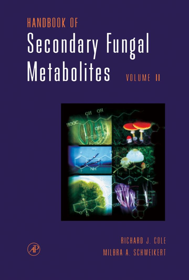 Handbook of Secondary Fungal Metabolites Vol 2