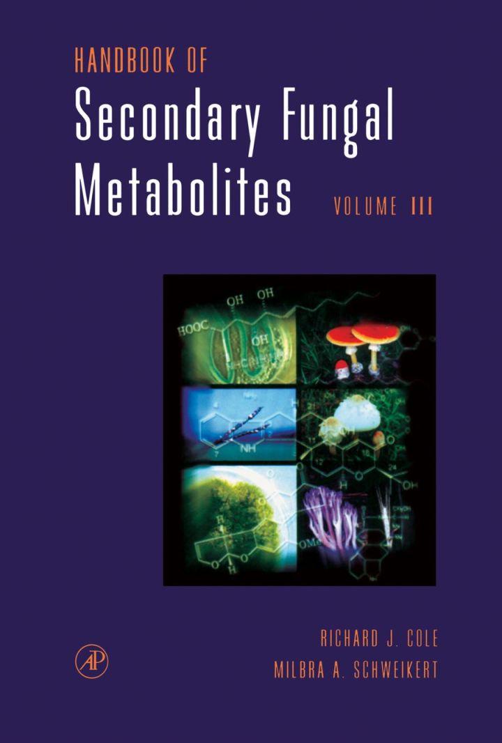 Handbook of Secondary Fungal Metabolites