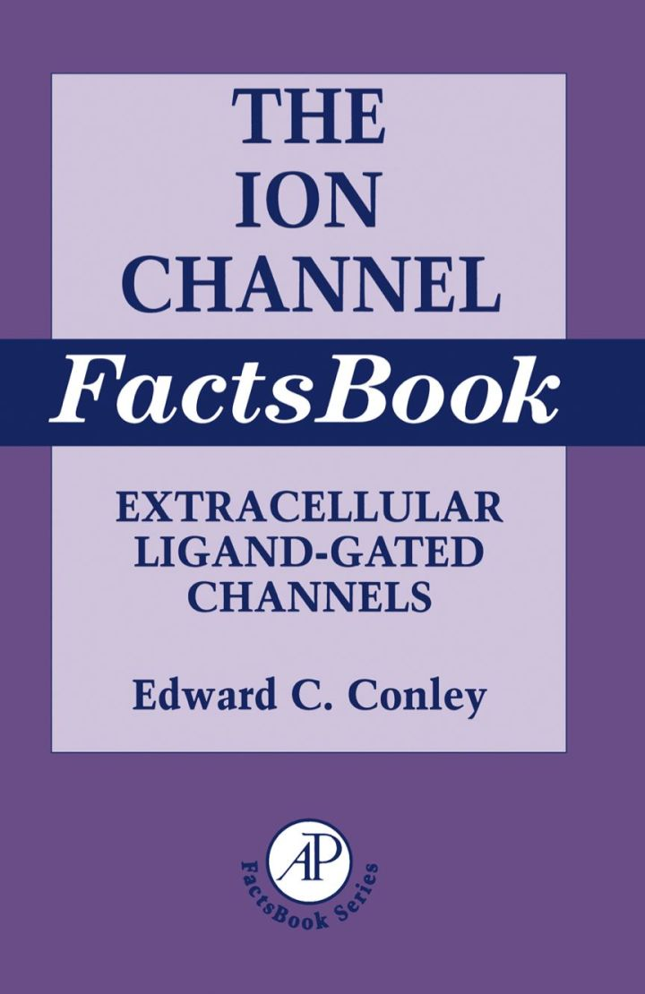 Ion Channel Factsbook: Extracellular Ligand-Gated Channels