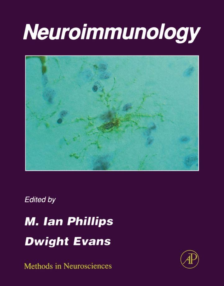 Neuroimmunology: Neuroimmunology