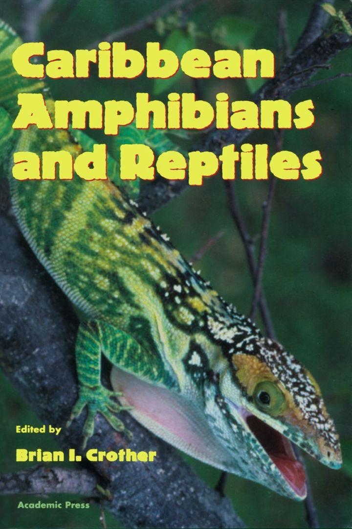 Caribbean Amphibians and Reptiles