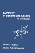 Symmetry in Bonding and Spectra: An Introduction 9780122213403