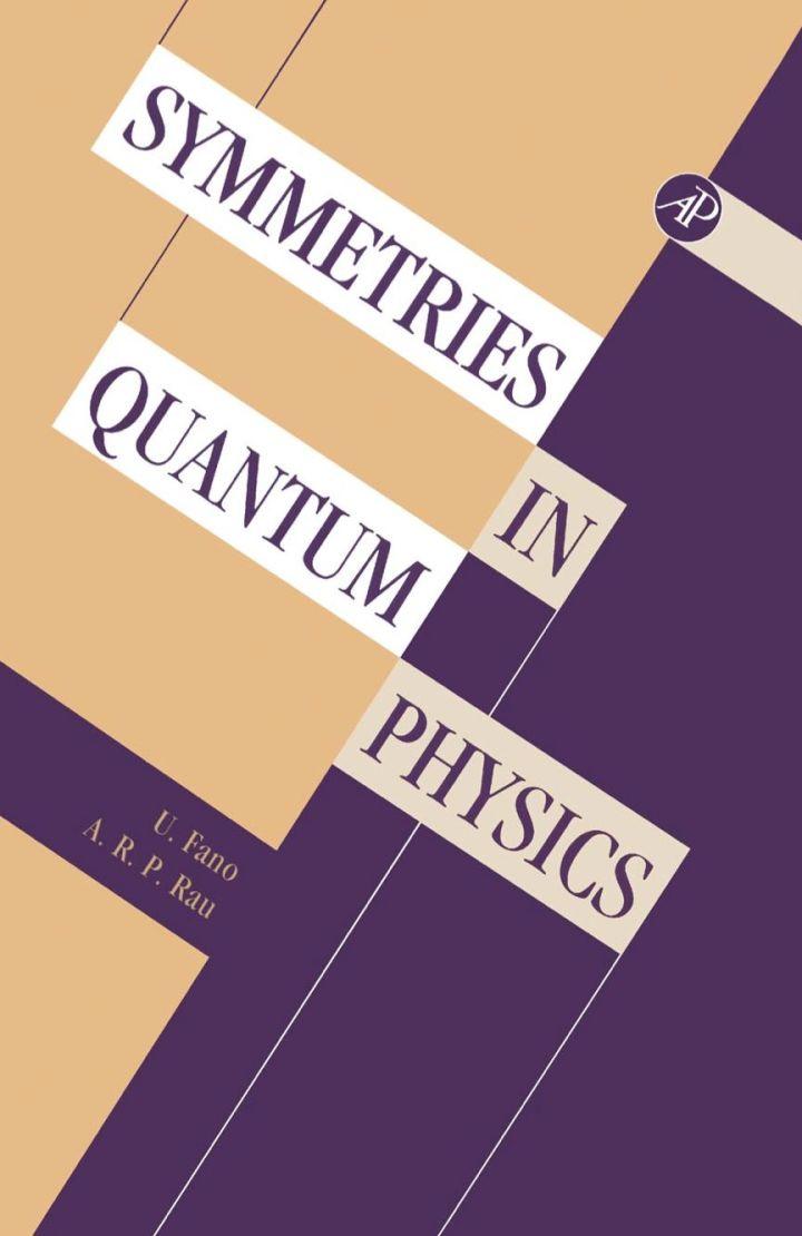 Symmetries in Quantum Physics