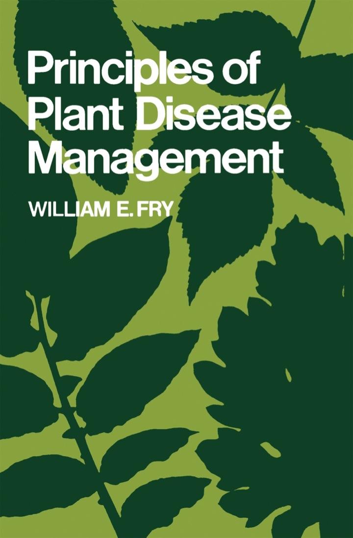 Principles of Plant Disease Management