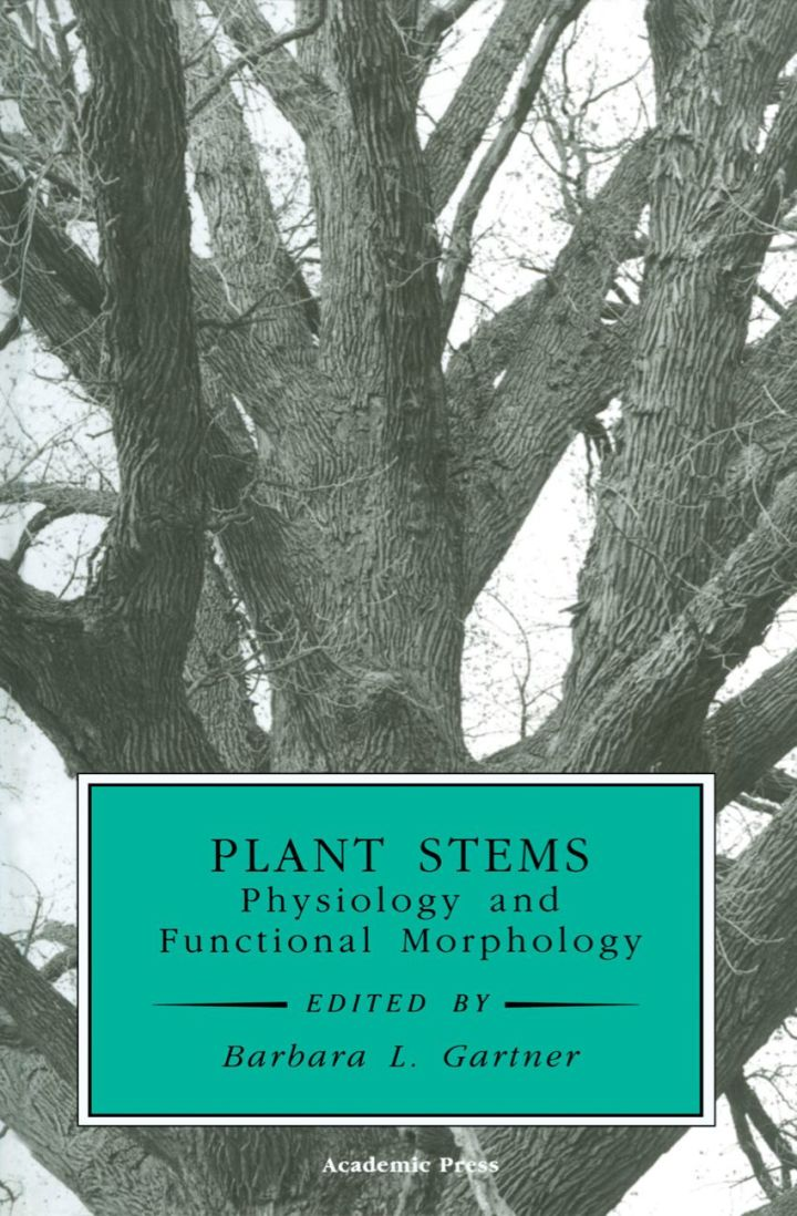 Plant Stems: Physiology and Functional Morphology