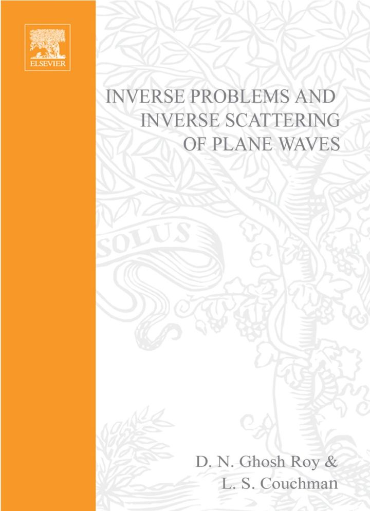 Inverse Problems and Inverse Scattering of Plane Waves