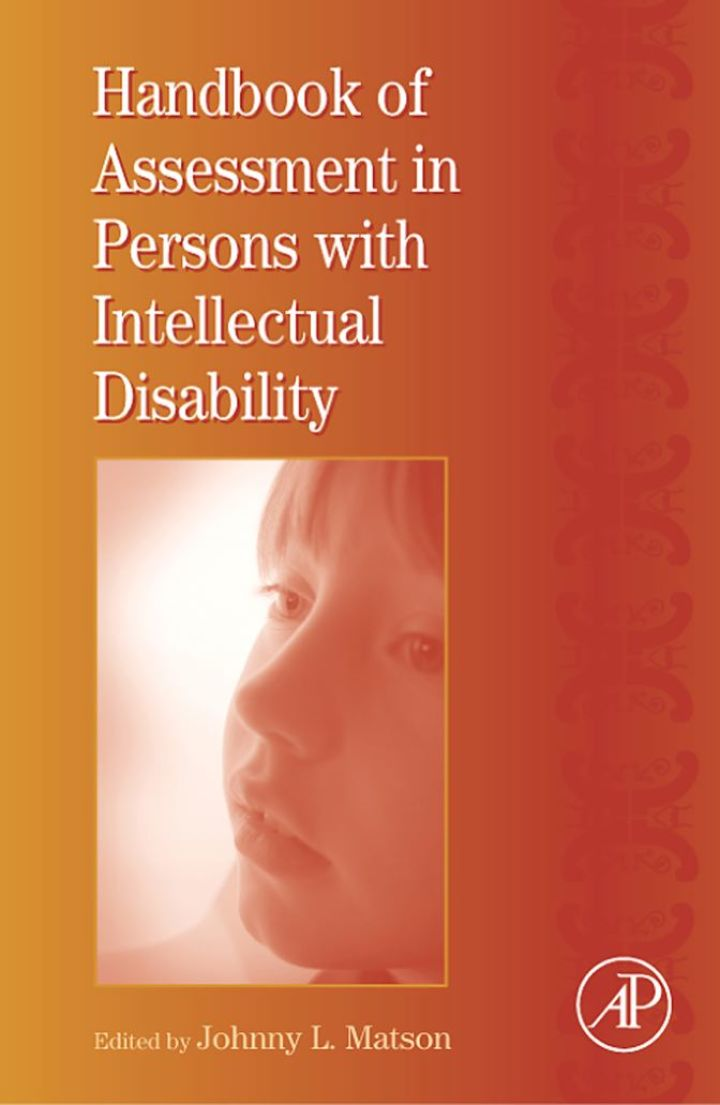 International Review of Research in Mental Retardation: Handbook of Assessment in Persons with Intellectual Disability