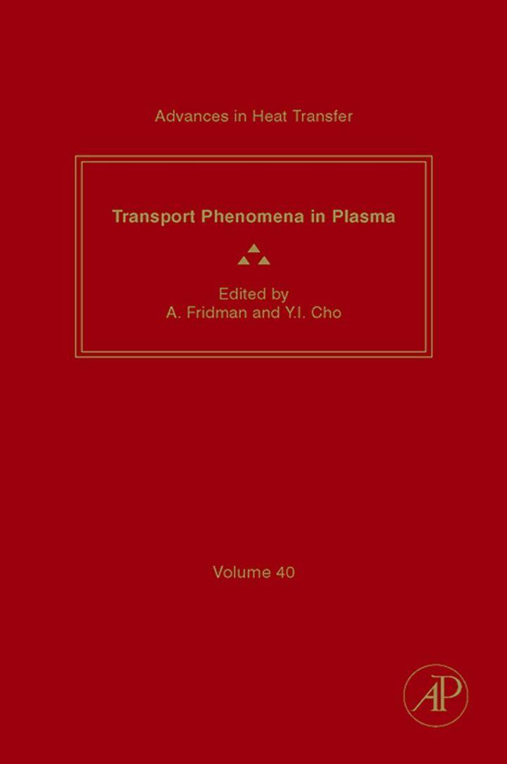 Transport Phenomena in Plasma