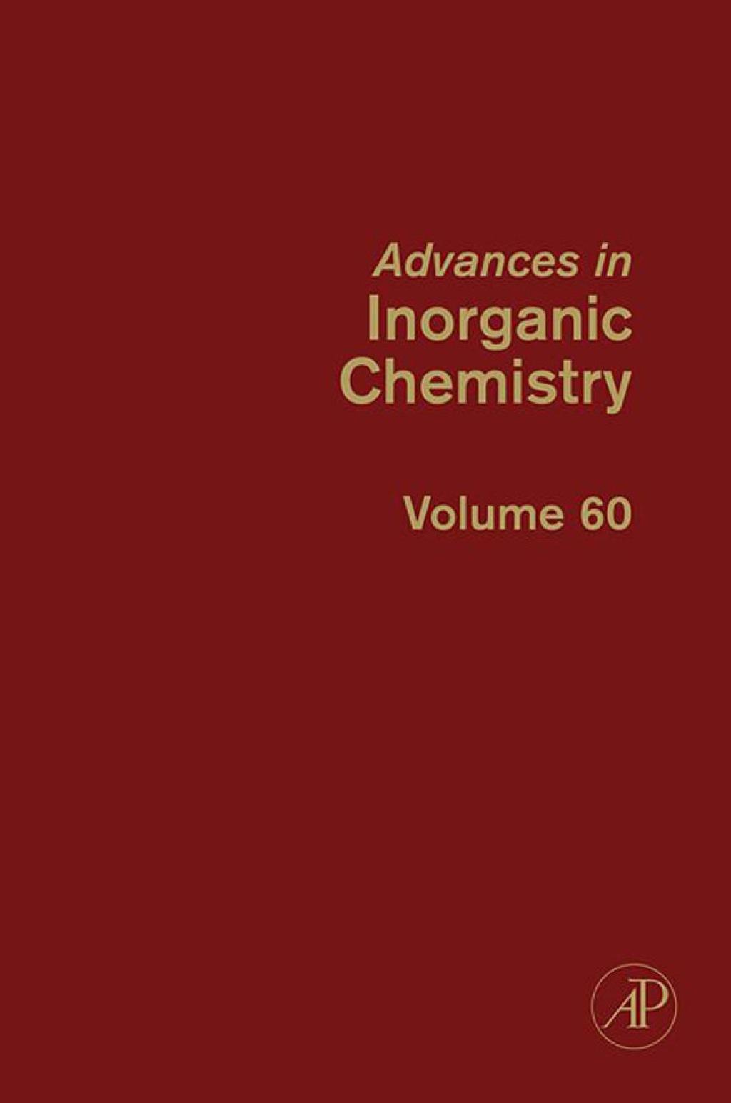 Advances in Inorganic Chemistry (eBook)
