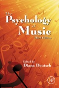 The Psychology of Music 9780123814609