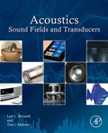 Acoustics: Sound Fields and Transducers 9780123914217