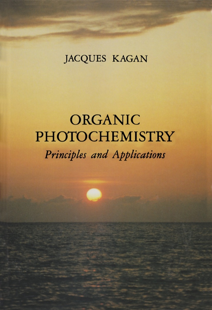 Organic Photochemistry: Principles and Applications